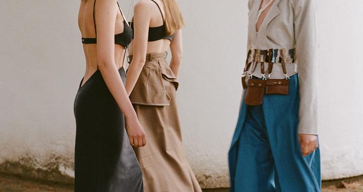 Outfits creados en el Curso de Verano en Fashion Styling